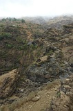 Fogo : Boca do Inferno : hiking trail : Landscape Mountain