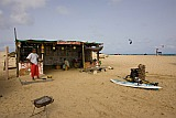 Sal : Santa Maria : Kitesurfen : People Recreation